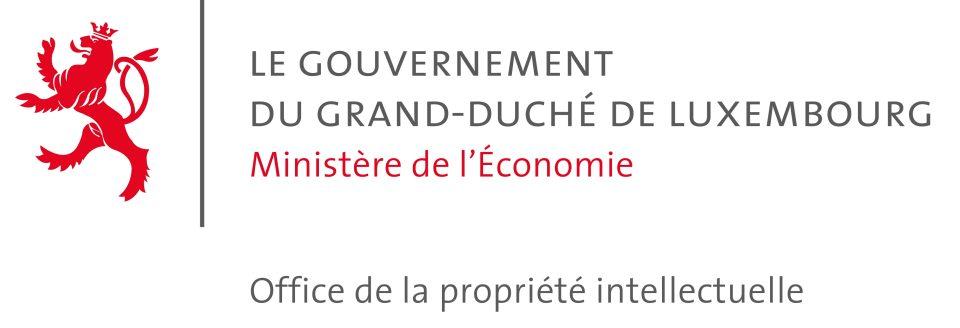 Le Gouvernement du Grand-Duché de Luxembourg, Ministère de l'Économie, Office de la propriété intellectuelle (OPI) Luxembourg / Luxembourgish Office for Intellectual Property (LOIP), 19-21 Bd Royal, 2449 Luxembourg